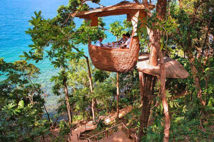 Soneva Kiri Treepod