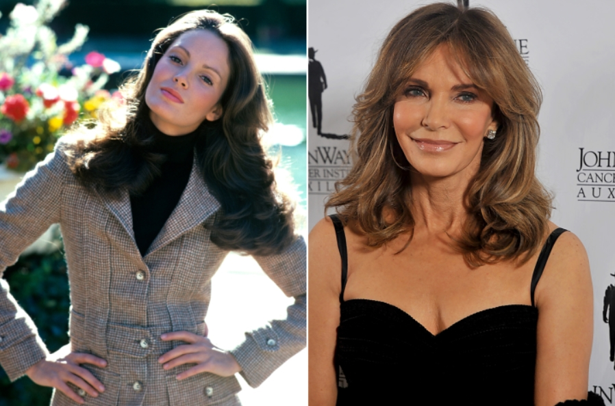 JACLYN SMITH 73 YEARS OLD