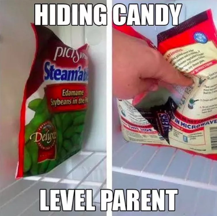 Hide The Candy