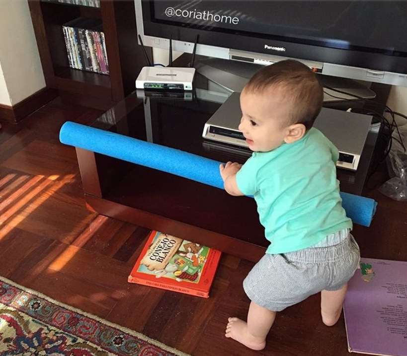 Babyproof Coffee Table