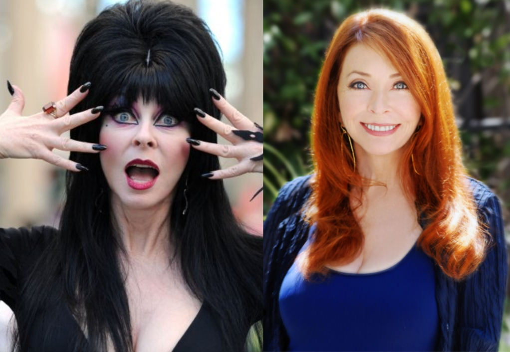 CASSANDRA PETERSON 67 YEARS OLD