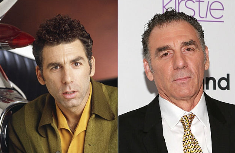 MICHAEL RICHARDS 69 YEARS OLD