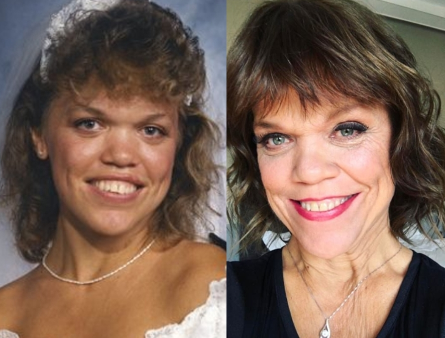 AMY ROLOFF 54 YEARS OLD