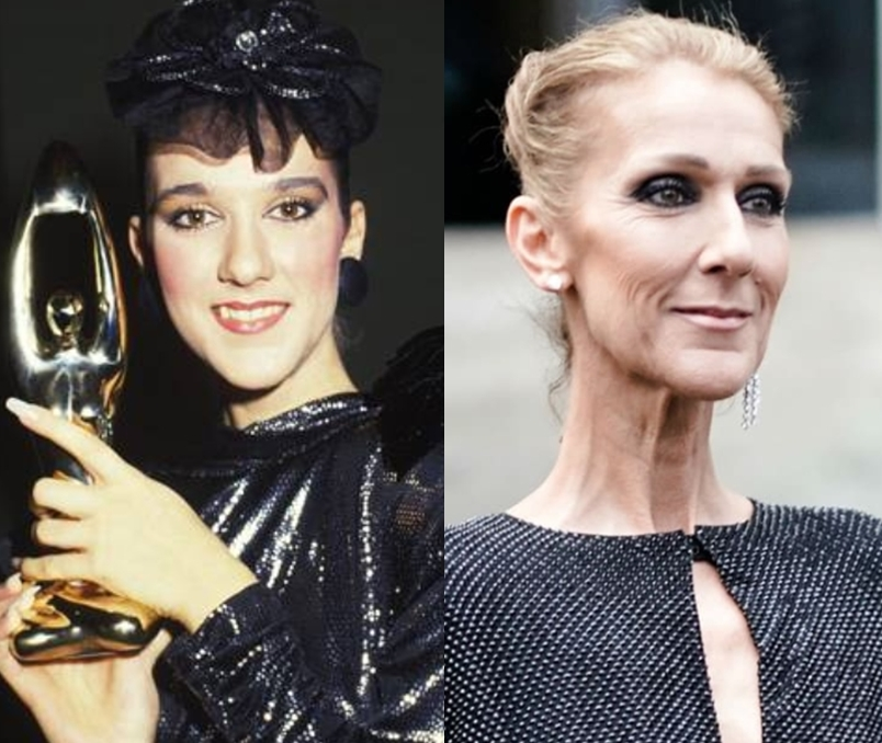 CELINE DION 51 YEARS OLD