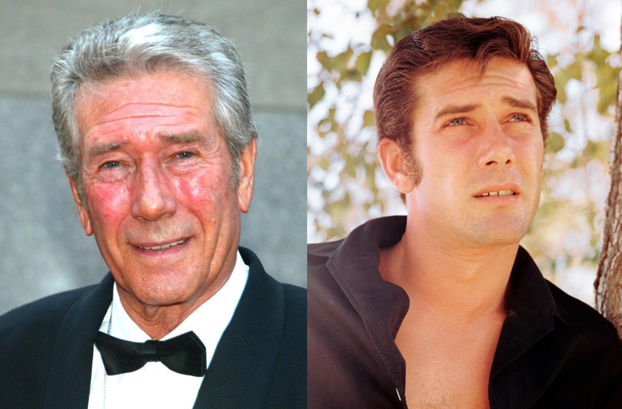 ROBERT FULLER, 86 YEARS OLD