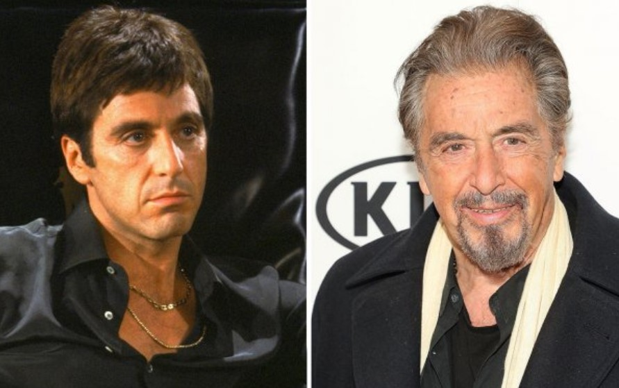 AL PACINO, 79 YEARS OLD