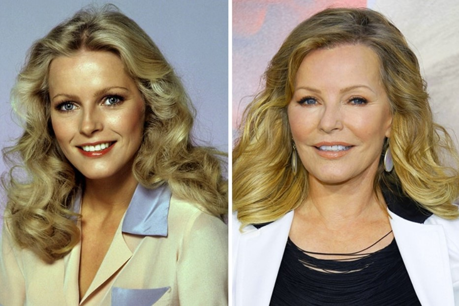 CHERYL LADD, 68 YEARS OLD