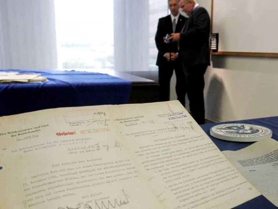 Nazi Documents