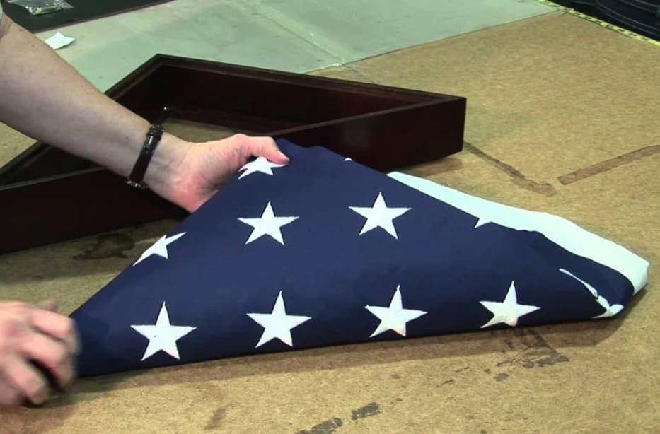 Belongings Of A Fallen Soldier