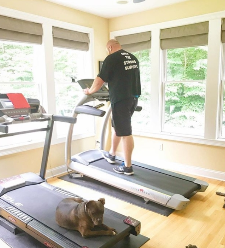 Even Older Dogs Need Exercise