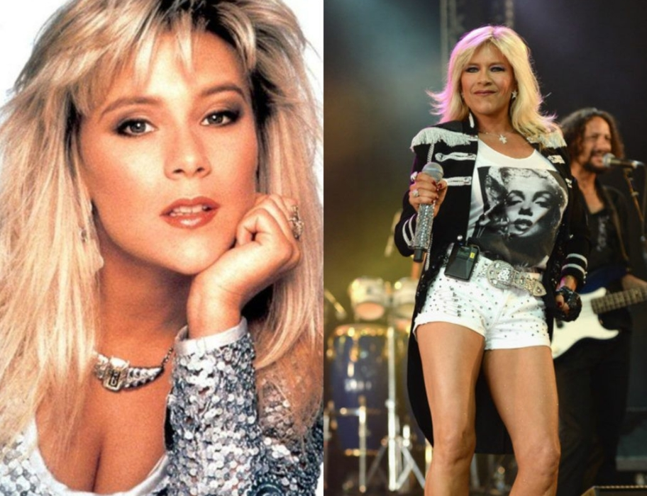 SAMANTHA FOX, 53 YEARS OLD