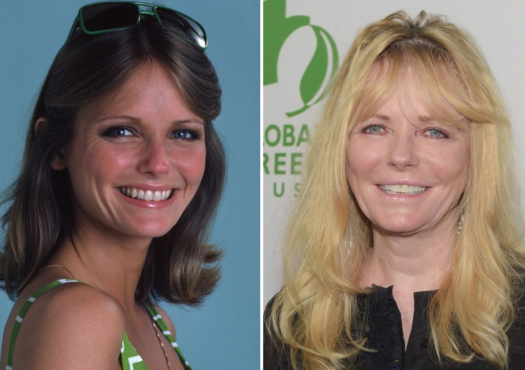 CHERYL TIEGS, 72 YEARS OLD