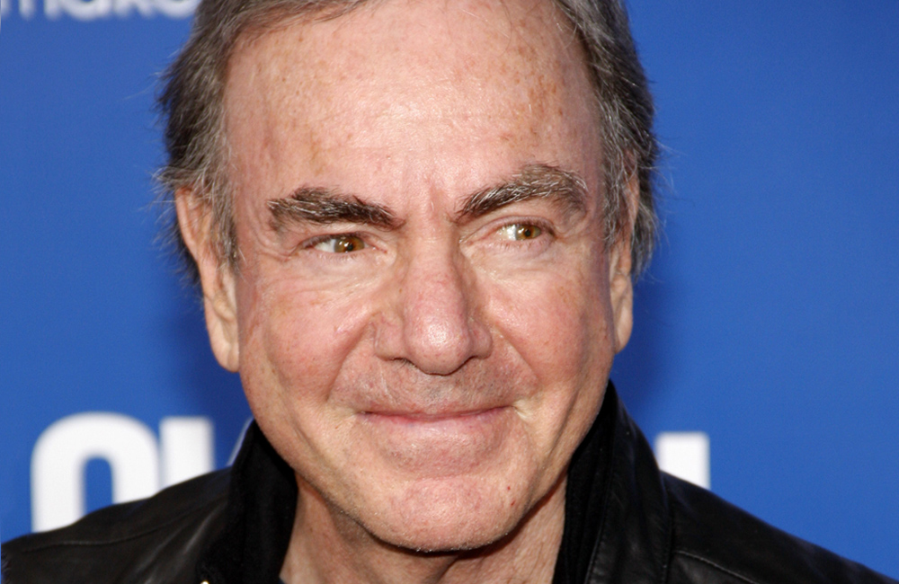 Neil Diamond – $175 Million