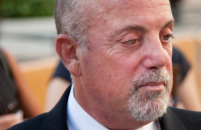 Billy Joel – $180 Million