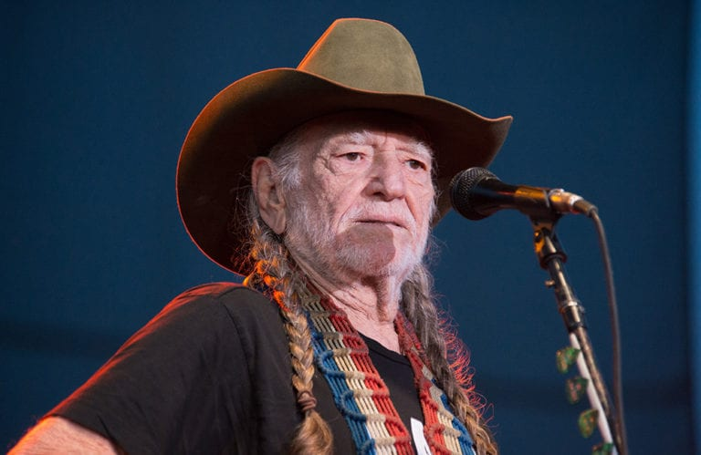 Willie Nelson – $25 Million