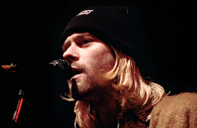 Kurt Cobain – $50 Million