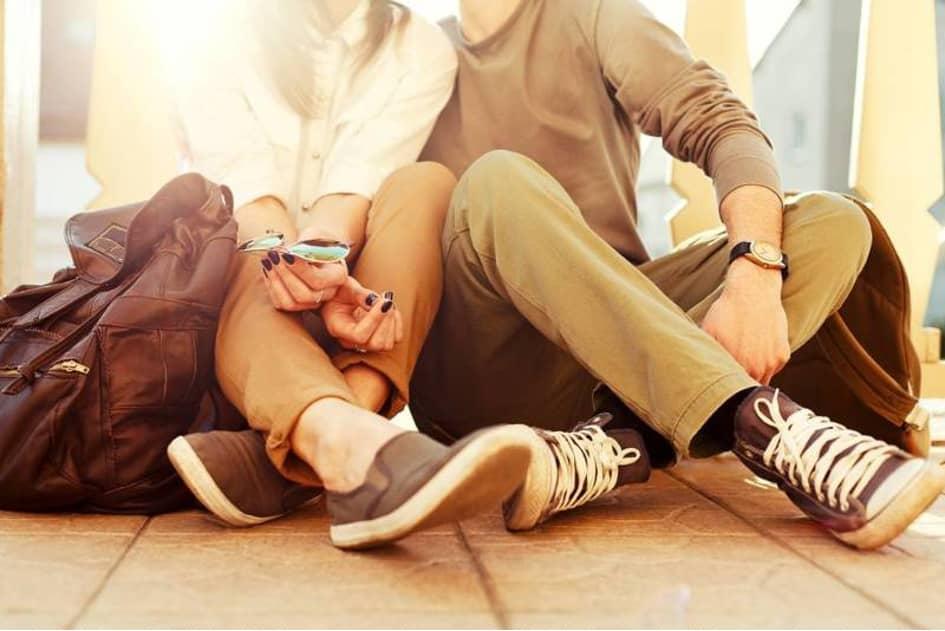 Le Couple S'est Rencontré Alors Qu'ils Étaient Encore Adolescents